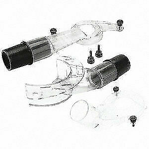 Bosch RA1176AT Two-Piece Dust Extraction Hood Kit for Mr23-Series