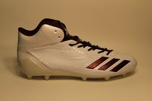 newest ec91b 65a6e Image is loading Adidas-Adizero-5-Star-6-0-Mid-Football-