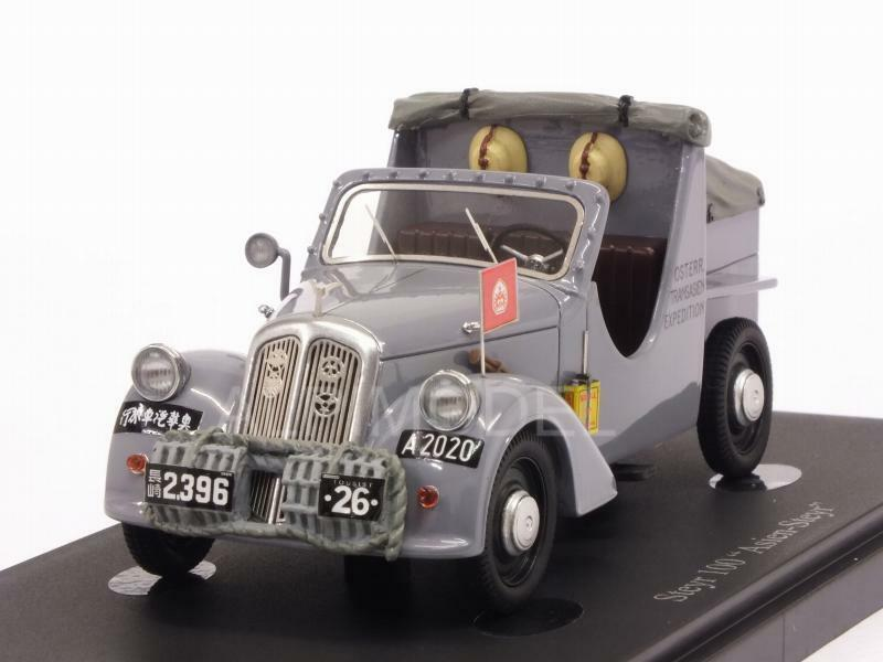 Steyr 100 Osterr.Transasien Expedition 1934 1 43 AUTO CULT 02018