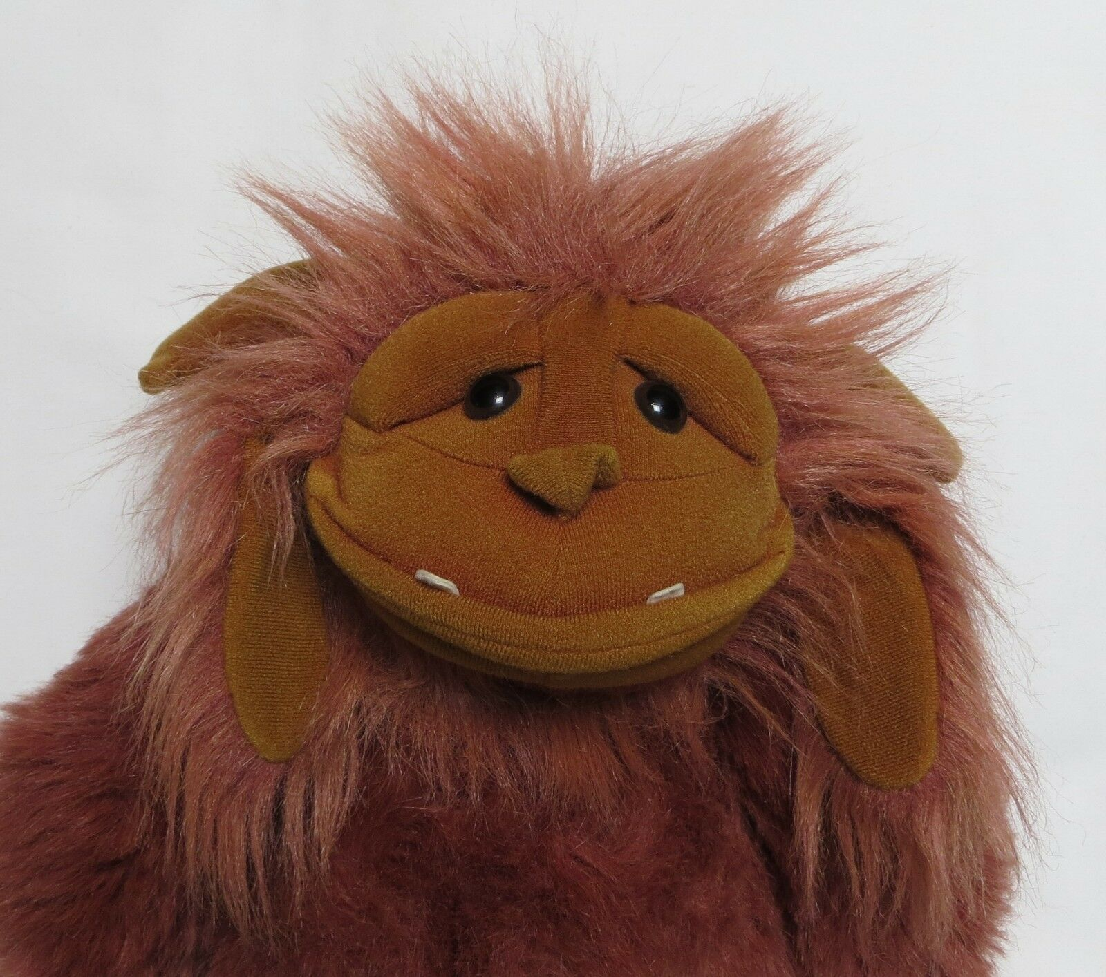 14  Vintage 1986 HENSON ASSOCIATES INC Dakin Plush Stuffed LABYRINTH Beast LUDO