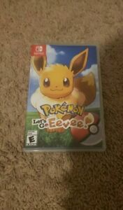 Pokémon: Let's Go, Eevee! (Nintendo Switch, 2018)