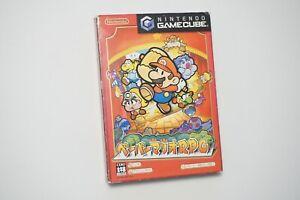 Nintendo-GameCube-Super-Paper-Mario-RPG-Japan-NGC-Game-US-Seller