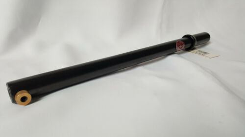 Bicycle Air Pump Black Frame Mounting Length 380mm