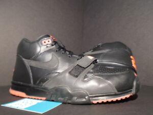 Nike Air TRAINER 1 MID PREMIUM NRG DARRELLE REVIS ISLAND BLACK ... eef13bc4cbc7