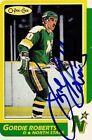 1986 O-PEE-CHEE Gordie Roberts #42 Hockey Card