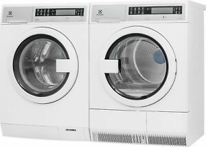 Electrolux Urban 24 inch wide compact stack-able 2.4 cu washer - 4 cu dryer set