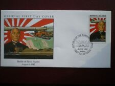 MARSHALL ISLAND WWII 1942 1 COVER BATTLE OF SAVO