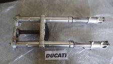 DUCATI ST2 944 GABEL VORDERRADGABEL MIT GABELBRÜCKE FRONT FORK #R3480