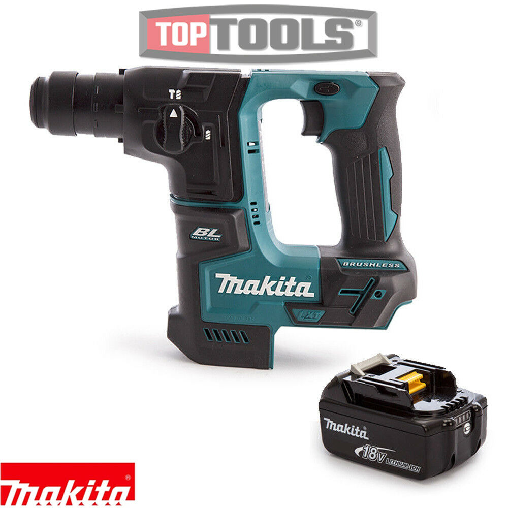 Makita DHR171Z 18V Li-ion SDS Plus Rotary Hammer With 1 x 3Ah Battery