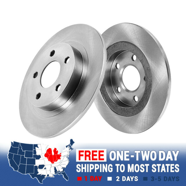 Rear OE Rotors For ACURA RDX 2007 2008 2009 2010 2011 2012