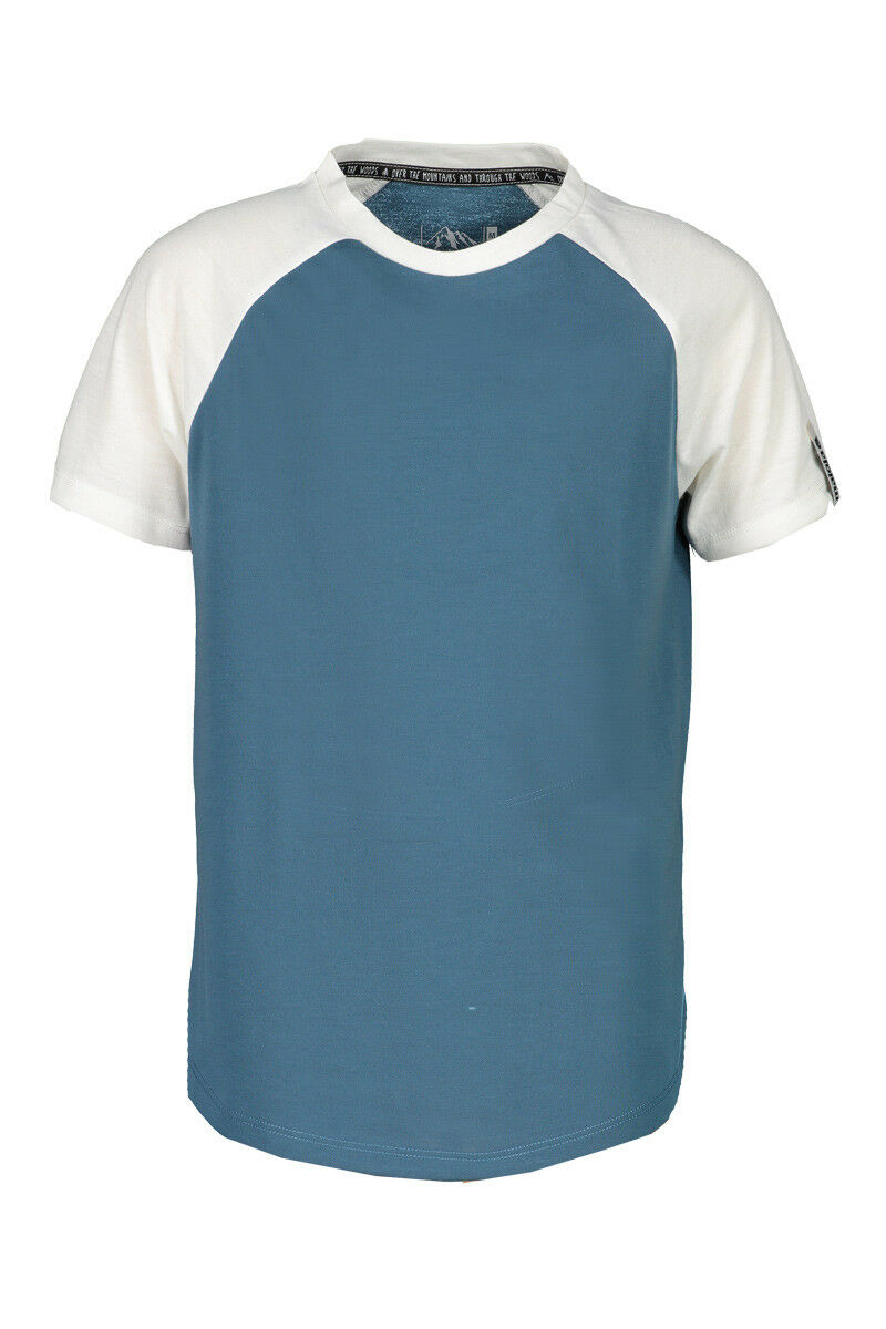Maloja  Multisportshirt Camiseta Fadrib. bluee Antibacteriano colors Lisos  lowest whole network