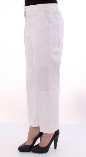 Corto g Gabbana Dolce Cotone Etichetta D Bianco Con Nuova q17Z88