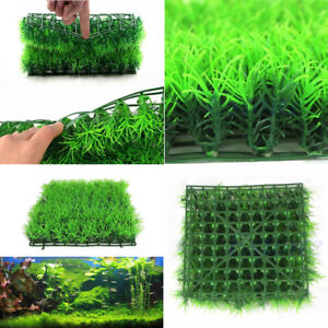Artificial-Water-Aquatic-Green-Grass-Plant-Lawn-Aquarium-Fish-Tank-Landscape