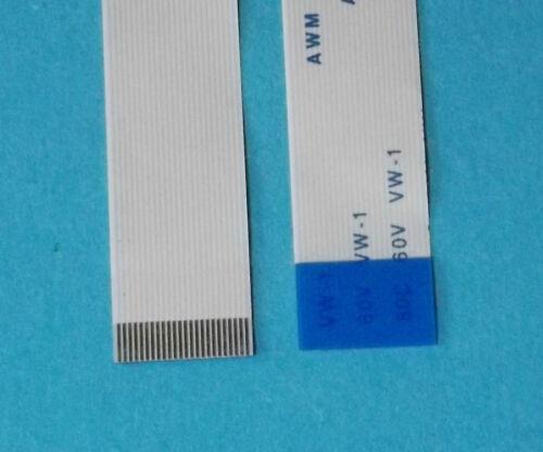 FFC B 24Pin 0.5Pitch 50cm Flachbandkabel Kabel Flat Flex Cable Ribbon AWM 20624