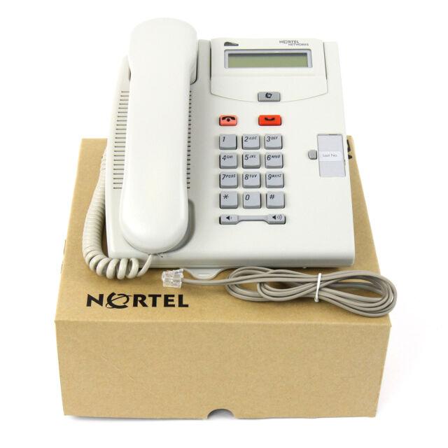 Nortel Norstar T7100 Platinum Avaya Phones New