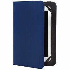 """Brand New Targus Universal 7-8"""" Tablet Flip Case Blue With Bungee Fit System"""