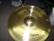 """Zildjian A Custom 19"""" Rezo Crash cymbal #1217"""