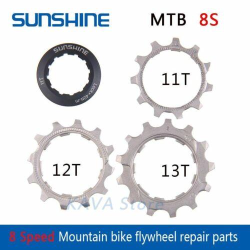1pcs Bicycle Cassette Cog 8 9 10 11 12 Speed 11T 12T 13T Freewheel Part MTB Bike