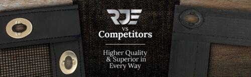 RJE Freightliner Classic//FLD120//FLD132 Designer Bug Screen BS-1991