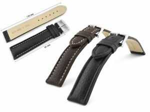 74b667f34c4 Image is loading EXTRA-LONG-WATCH-STRAP-CALFSKIN-FREIBURG-XXL-18-