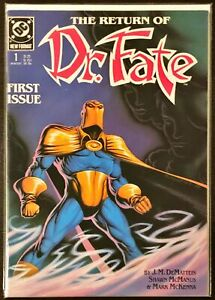 Doctor Fate #1 The Return Of (1988) - NM Grade