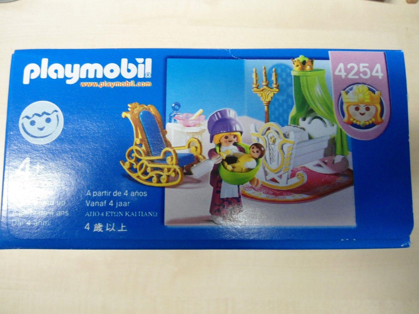 Playmobil Playmobil Playmobil Set  4254  Babyzimmer   Neu 49b12a