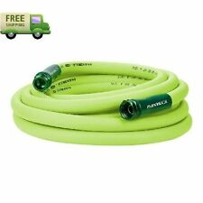 Flexzilla Garden Hose Lead 5/8 In X 25 Ft Heavy Duty Lightweight Drinking  Water