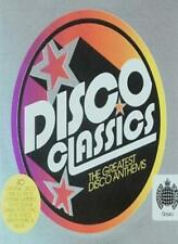 Disco Classics [Disky] by Various Artists (CD, Jun-2004, Ministry Of Sound)