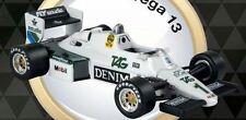 1983 WILLIAMS FW08C Keke Rosberg - Formula 1 - 1/43 scale partwork model
