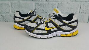 best service 4bff5 a8293 Details about Nike Air Pegasus+ 26 LAF Livestrong Lance White Black Maize  361034 171 Size US 8