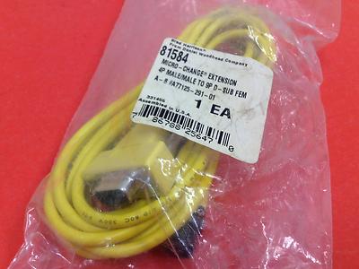Beautiful Brad Harrison Neuf Durable Modeling Micro-change Câble D'extension P/n: 81584-4p Mâle