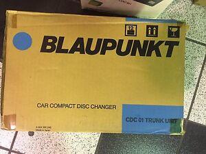 Blaupunkt-CDC01-CDC-01-12-Disc-CD-Changer-BRAND-NEW-OLD-SCHOOL-RARE