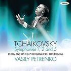 Tchaikovsky: Symphonies 1, 2 and 5 (CD, Jun-2016, 2 Discs, Onyx Classics)