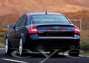 Audi A6 C5 Rear Roof Spoiler Ebay