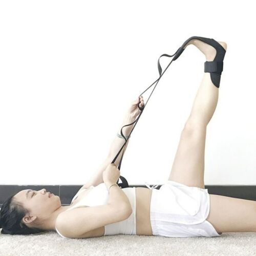 Yoga Flexibility Stretching Leg Stretcher Strap for Ballet Cheer Dance