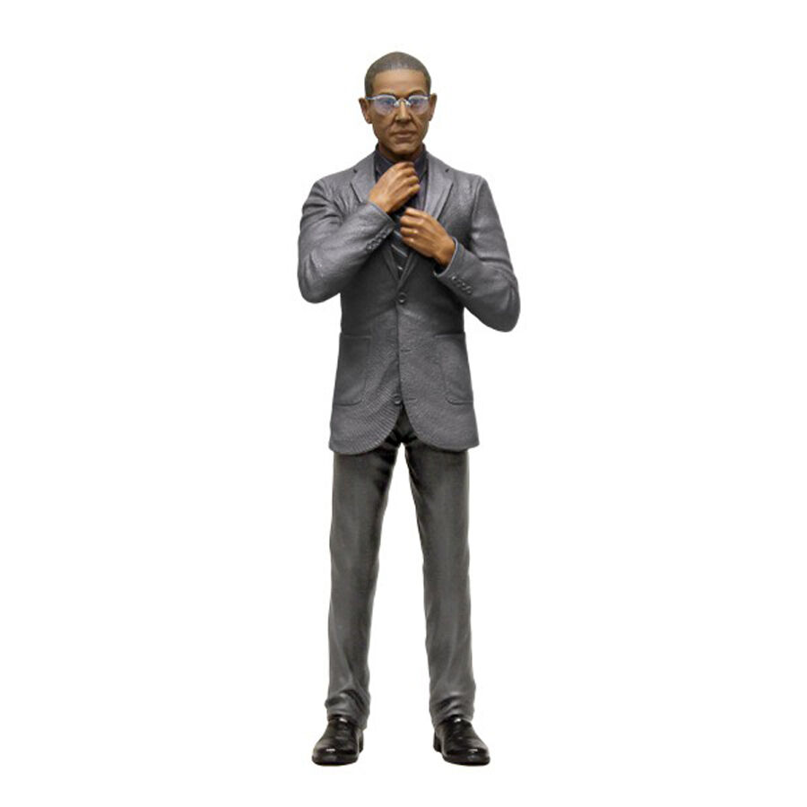 GUS (GUSTAVO) FRING BREAKING BAD 6 INCH COLLECTIBLE FIGURE BY MEZCO TOYZ