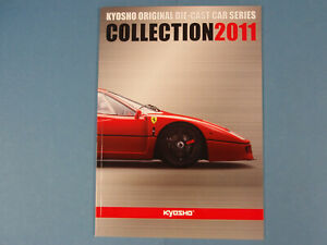 Adroit Kyosho Catalogue Principale Collection 2011, A4 Neuf, Non Lu-afficher Le Titre D'origine ExtrêMement Efficace Pour Conserver La Chaleur