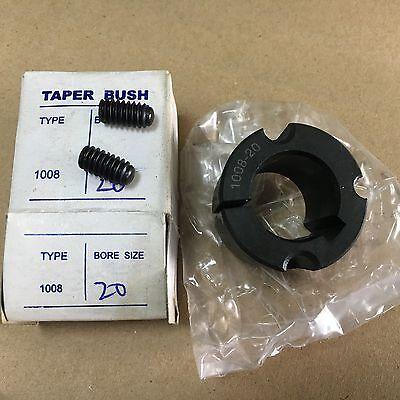 Choose Bore 16mm 42mm 1615 Taper Lock Bush Shaft Fixing Metric