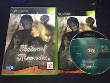 XBOX : shadow of memories