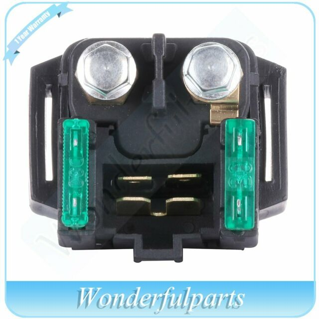 New Starter Relay Solenoid Fit For Yamaha Raptor 660r 2001