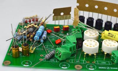 E834 RIAA MM Tube phono stage amplifier bare PCB  base on EAR834 Circuit