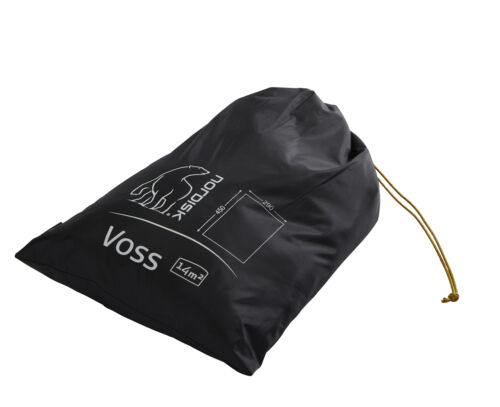 Nordisk Voss 14 Pu Tarp protection contre les intempéries Camping Voile pare-soleil