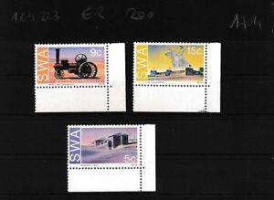 Namibie-Southwest-406-408-compleet-Kwestie-postfris-MNH-Eckrandstucke
