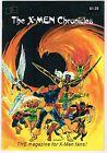 THE X-MEN CHRONICLES #1 MARVEL COMICS BRONZE AGE 1981 VF STORM WOLVERINE MORE