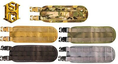 HSGI Suregrip Battle Belt Bridge-Multicam-Coyote-Olive Drab-Black-Wolf Gray