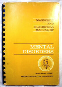 Diagnostic-and-Statistical-Manual-of-Mental-Disorders-1972-Homosexuality-DSM-II