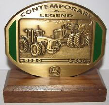 * John Deere 9630 8330 Tractor 2009 Calendar Medallion Ltd Ed Contemporary 4th