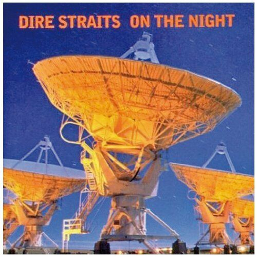 1 of 1 - Dire Straits - On The Night - Dire Straits CD PBVG The Cheap Fast Free Post