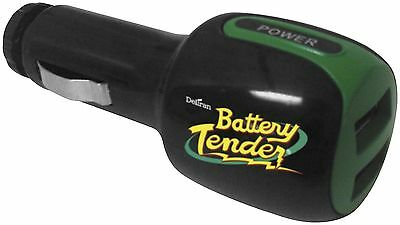 Battery Tender 021-0161 Dual Port USB Charger