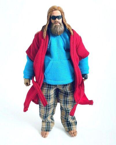 aucune Figure 1//12 tissu robe seulement pour Marvel Legends BAF Bro Thor PB-R-Thor
